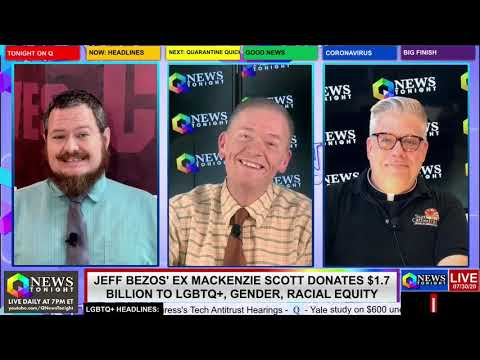 Queer News Tonight - Thu. Jul. 30, 2020 - Daily LIVE LGBTQ News Broadcast from YouTube · Duration:  38 minutes 15 seconds
