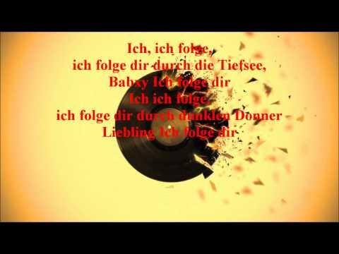 Lykke Li - I follow river Übersetzung (Deutsch
