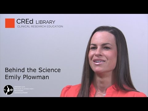Can Exercise Improve Swallowing For ALS Patients?  Behind The Science With Emily Plowman