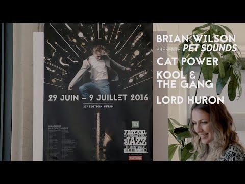 Programmation en salle 2016 - Festival International de Jazz de Montréal