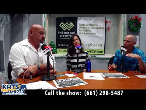 Way Out Recovery - Nov 27, 2017 - KHTS - Santa Clarita