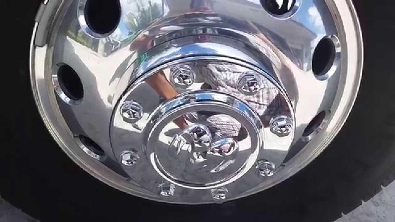 1999 f350 alcoa wheels
