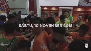 Video Terbaik, Menang 2-1, Borneo FC vs PSIS Semarang di Stadion Segiri Samarinda