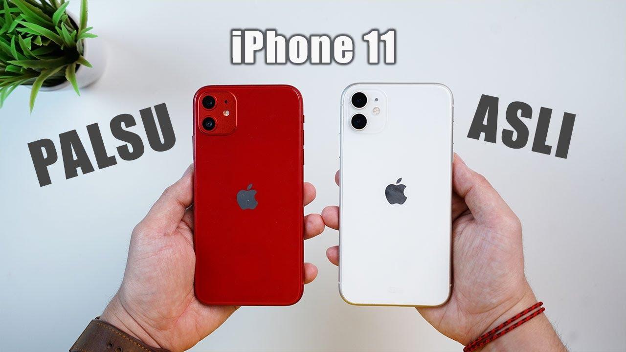 1 Cara Membedakan iPhone Asli dan Palsu (HDC), Jangan Ketipu