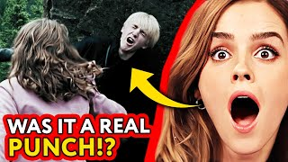 Harry Potter Hilarious Bloopers and OnSet Moments Revealed! |OSSA Movies