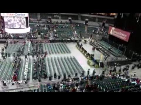Live Stream of Thomas Edison State University's 2017 Commencement