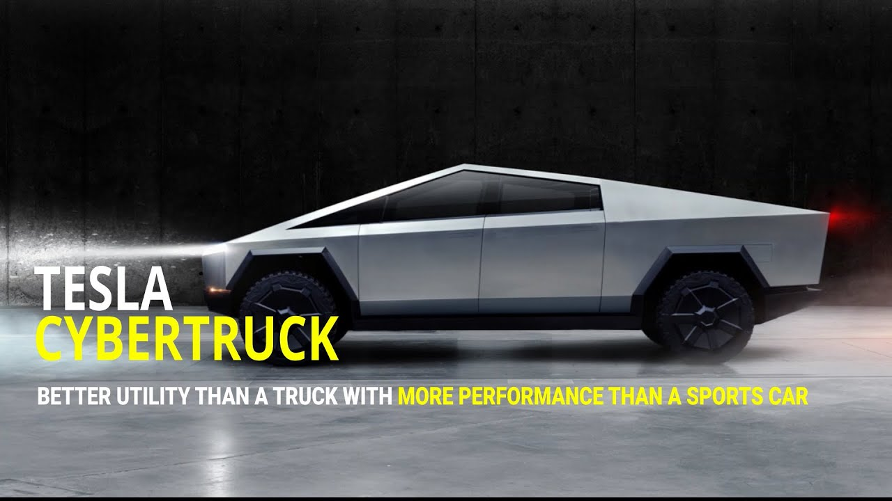 Tesla CyberTruck Review: Why you should Order One - YouTube
