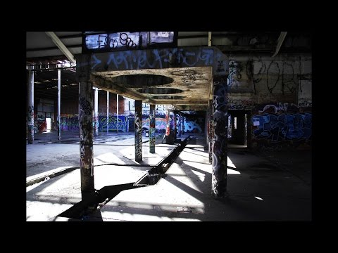Abandoned: Bradmill textile factory - Melbourne