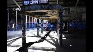 Abandoned Melbourne - Bradmill textile factory