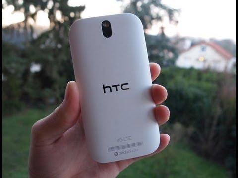 Test HTC One SV 4G LTE fr