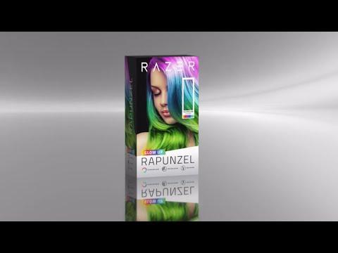 Razer Rapunzel   Glow Up