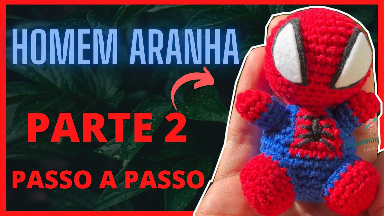 Baby Groot de Crochê - YouTube | 720x1280