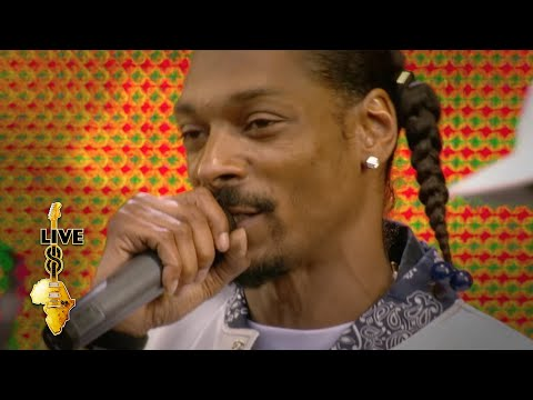 Snoop Dogg - Signs (Live 8 2005)