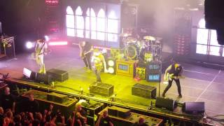 A Day To Remember - Justified - Live 01.02.2017 Köln