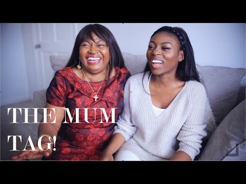 MEET MY MUMMY - MUM TAG & Q&A | GRANDBABIES, BAD HABITS, & MORE