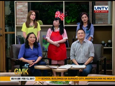 UNTV: Good Morning Kuya (February 13, 2017)