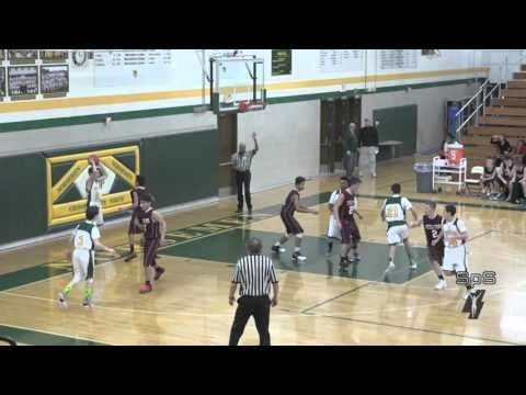 Henry Ford II Falcons vs Grosse Pointe North