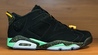 Restorations with Vick - Jordan Brazil 6 Low Custom