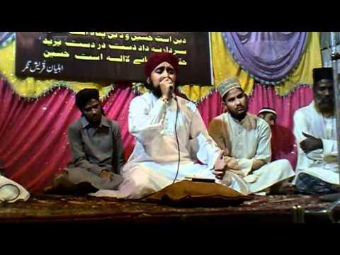 Hafiz Sarfaraz Ahmed Barkati(Bombay,Bhiwandi) Husain jaisa shaheed-e-Aazam.mpg