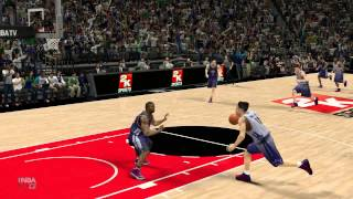PAULY D - MONSTER DUNK , CELEBRITY NBA BASKETBALL GAME 2K14 2014 MOD