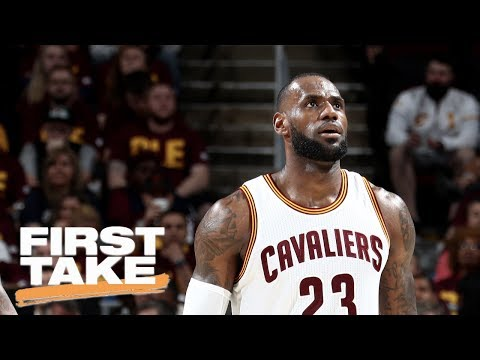What Can We Expect From LeBron James Against Celtics In Game 4 | First Take | May 23, 2017