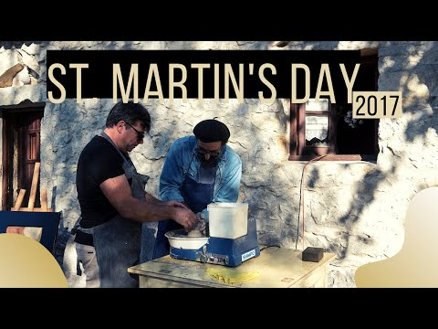 LSI Stone: LSI team joins for St. Martin's Day