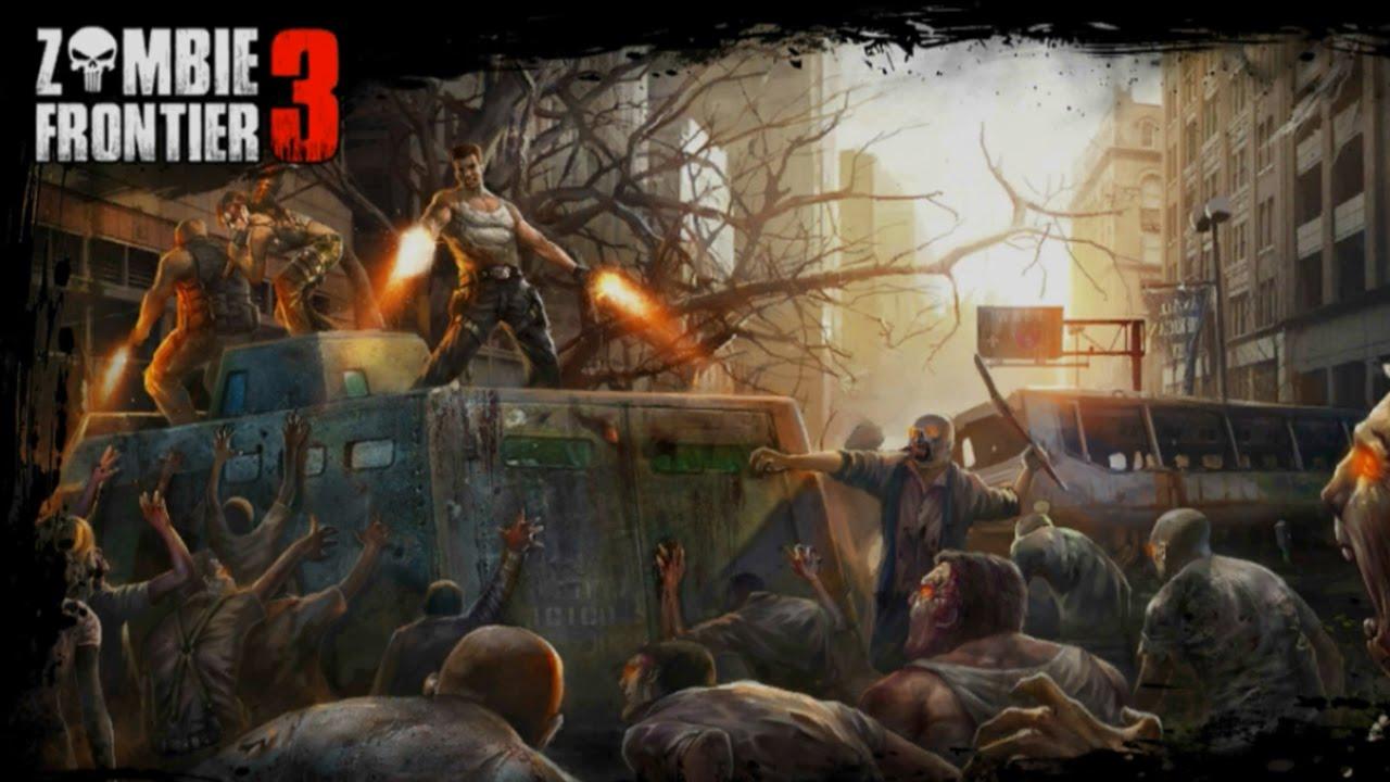 لعبه Zombie Frontier 3 v1.69 مهكره (اوفلاين 4.4) جامده