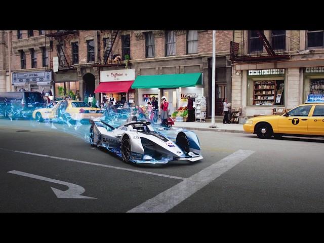 The Future of Racing –BMW i Motorsport.