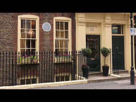 How To Spot A Georgian Townhouse | Historic England
