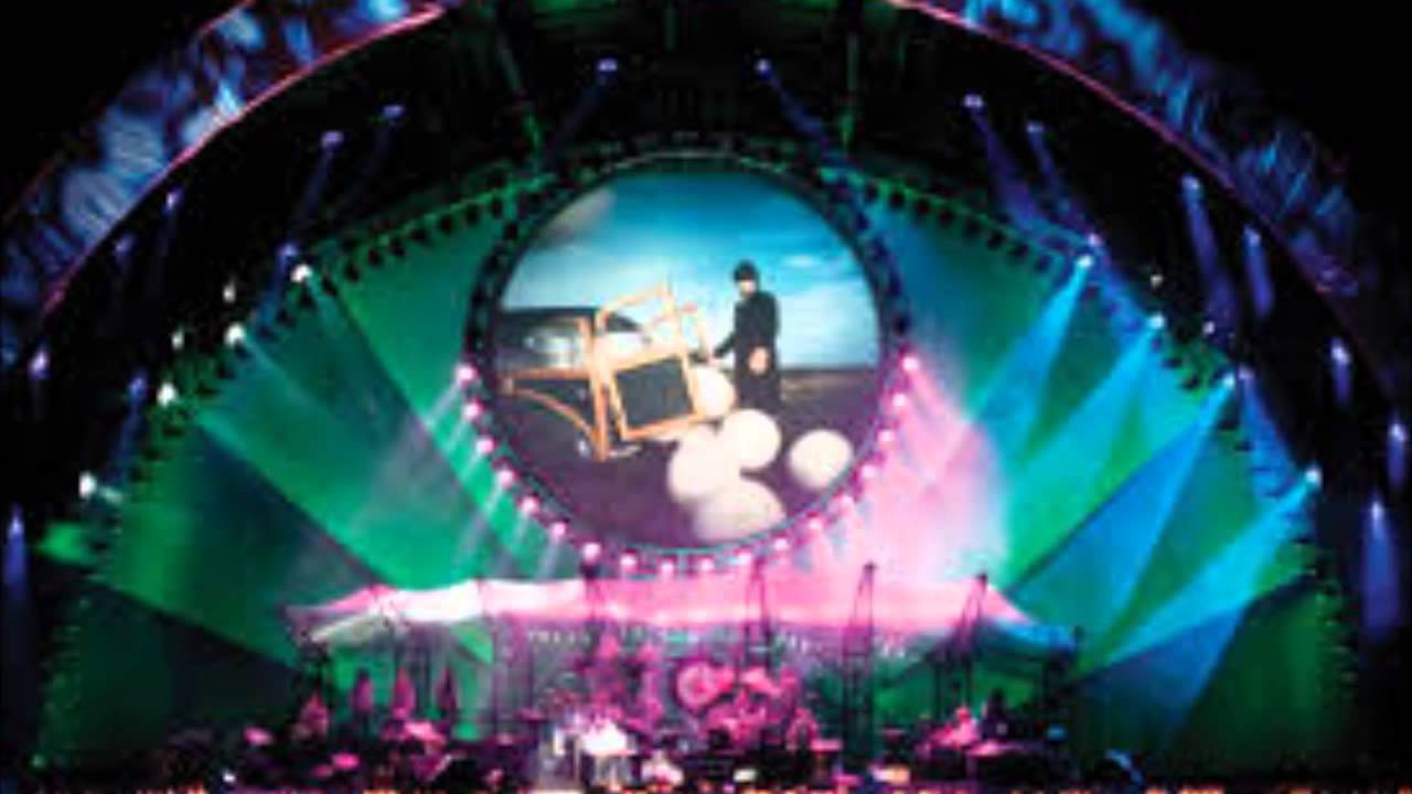 Pink Floyd Live Lost For Words The Division Bell Tour