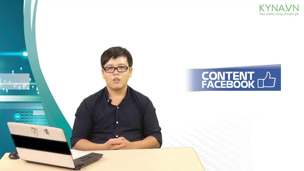 Facebook Marketing Bài 1  Facebook Marketing là gì