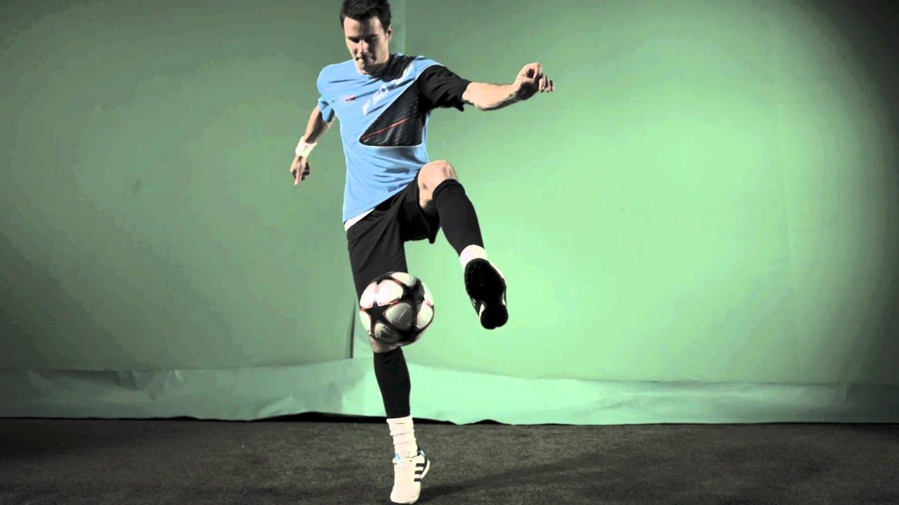 Séan Garnier Crazy Street Football Skills, Panna's & Freestyle