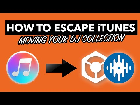 How To Move Music From ITunes To DJ Software (Serato DJ / Rekordbox)