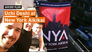 Aikido blog - Uchi Deshi at New York Aikikai