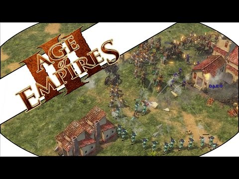 Age of Empires III: The Asian Dynasties - 1 vs 1 - Ottomans