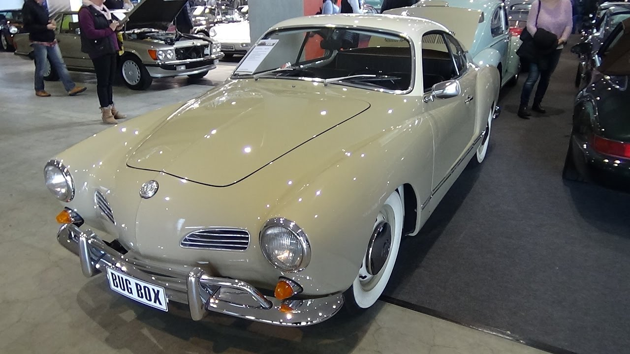 1969 Volkswagen Karmann Ghia Coup Exterior And Interior