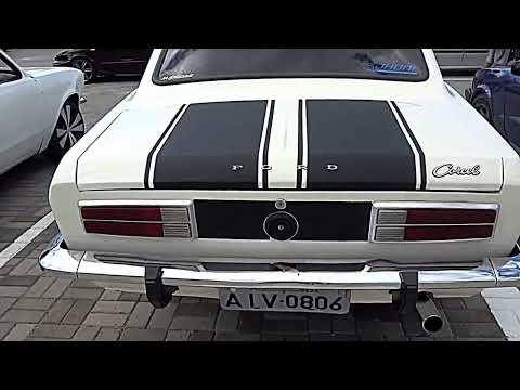 2013 Encontro Automotivo em Ponta Grossa Ford Corcel 1977 1.4 75 cv