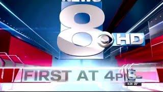 WROC-TV 4PM Close (January 2016)