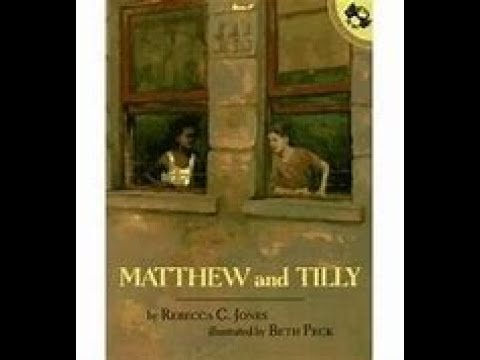 1.4 Matthew and Tilly book read aloud