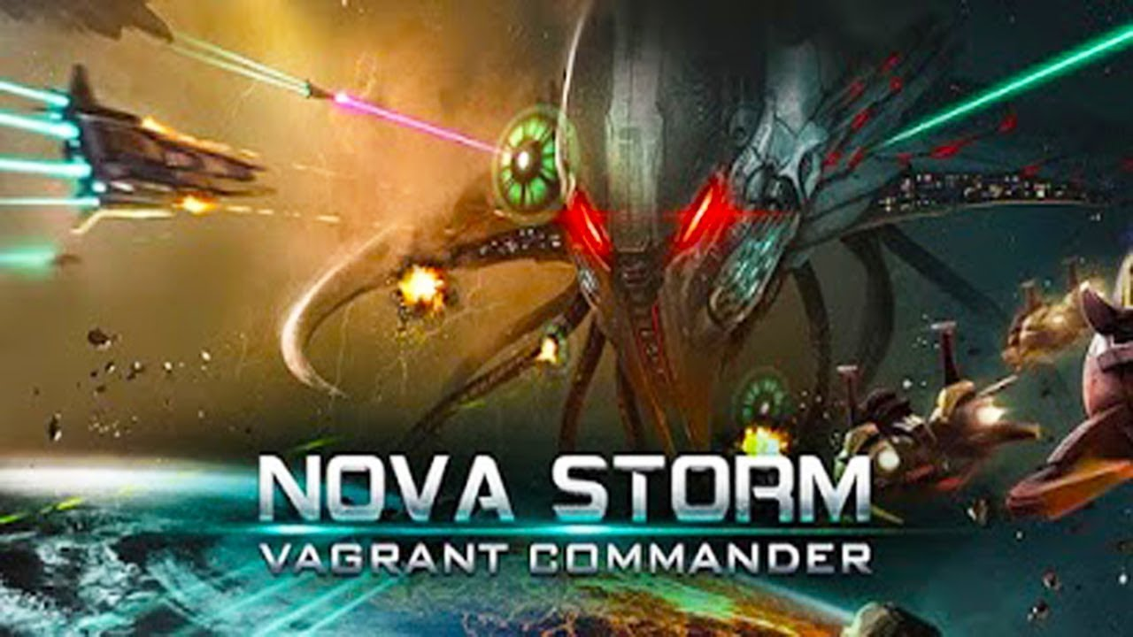 Nova Storm - MMO PVP War Android Gameplay (Optimized Version) on