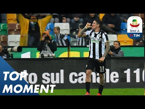 Rodrigo De Paul Secures Win For Udinese Against Roma | Udinese 1-0 Roma | Top Moment | Serie A