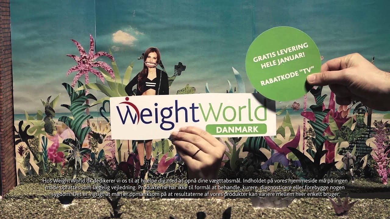 weightworld danmark
