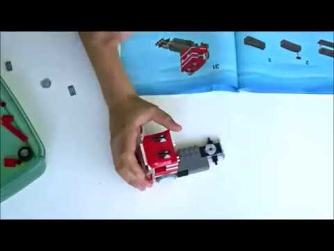 Lego City Garage : Lego city garage part cars youtube