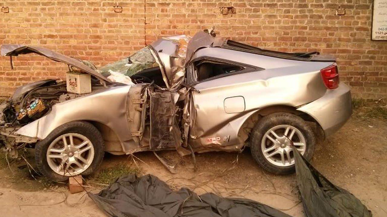 Latest Car Accident Of Toyota Celica Road Crash Compilation Auto 2016 2017 2018 You