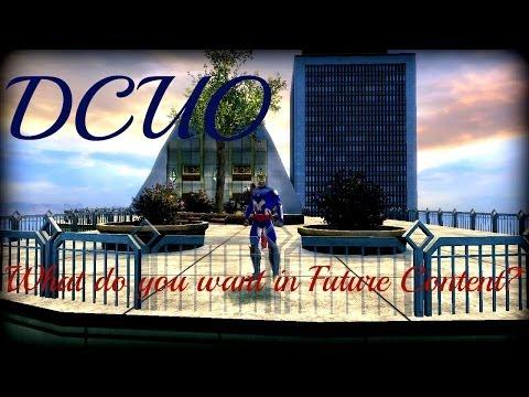 DC Universe Online-Future Content Hopes