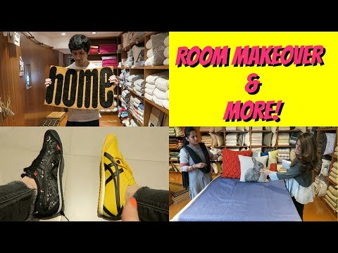 Vlog || Room Makeover, Tigers &  More!!! 🐯🏡🕯👟