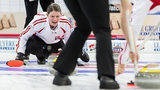 CURLING: DEN-RUS Euro Chps 2015 - Women Draw 9