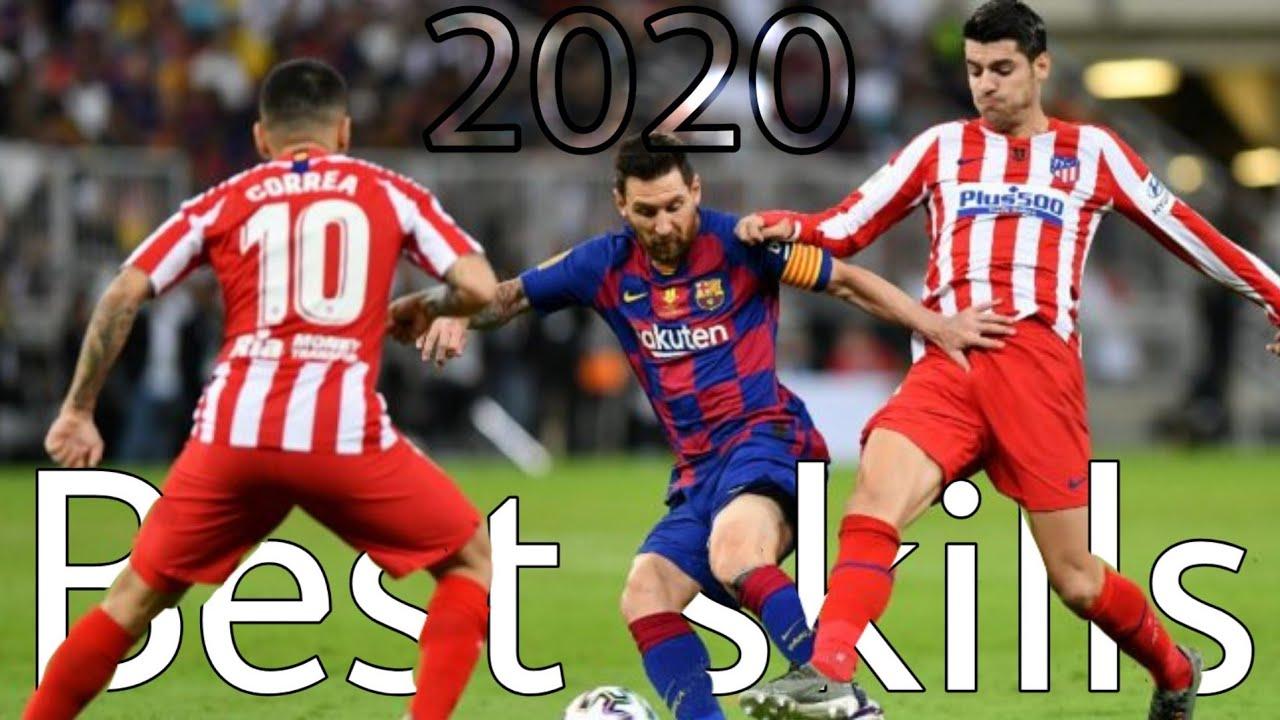 افضل مهارات كرة القدم 2020 مهارات خارقة للعادة Hd Best Dribbling Skills 2020 Hd Youtube
