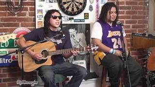 "TRIBAL SEEDS ""Beautiful Mysterious"" - stripped down session @ the MoBoogie Loft"