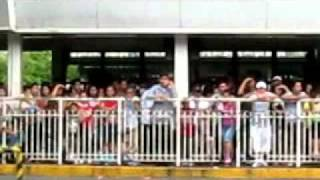 Arrival Waiting Shade NAIA.flv
